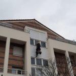 Inspection, contrôle d'une toiture et des descentes d'eaux.