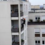 Maçonnerie réfection nez de balcons